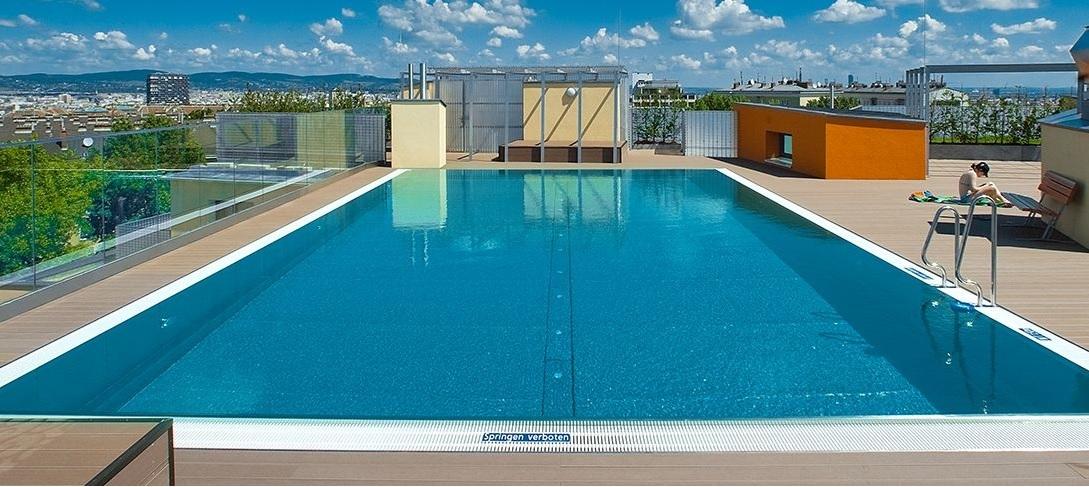 Passivhaus Institut - Minecraft hauser mit pool