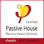Certified Passivhaus Buildings